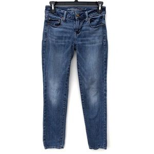 American Eagle skinny stretch jeans size 0